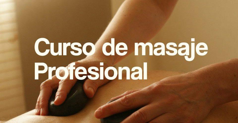 curso de masajista profesional