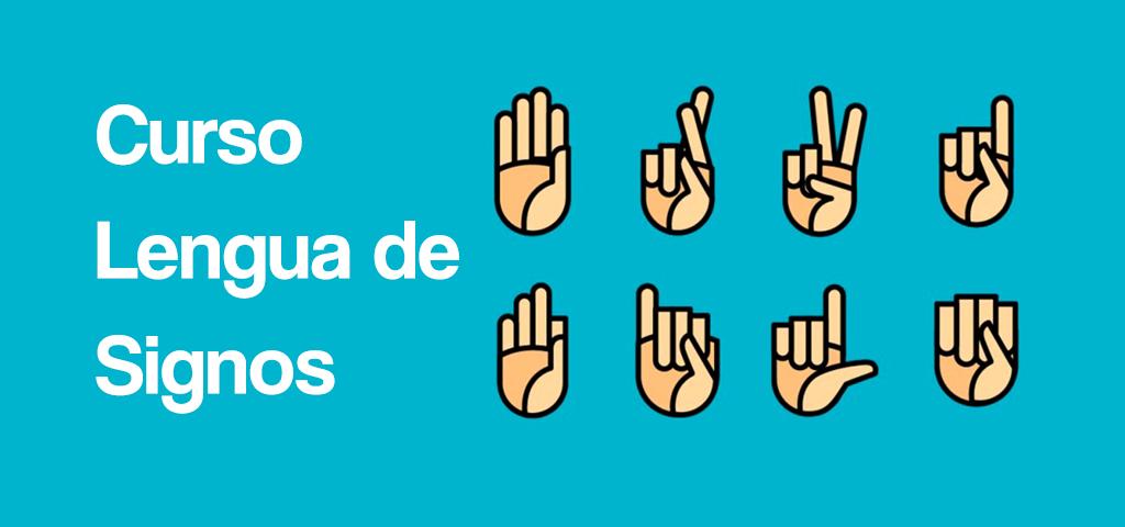 Curso lengua de signos española online